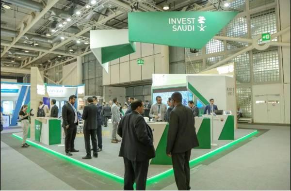 مشاركة هيئة الاستثمار في المعارض والمحافل الدولية تجذب المستثمرين الأجانب.