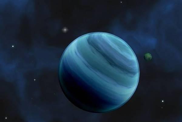 علماء يرصدون بخار ماء بالغلاف الجوي لكوكب خارج المجموعة الشمسية