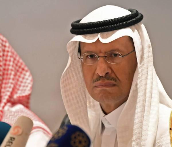 ماذا قال وزير الطاقة السعودي عن إنتاج النفط في المنطقة المقسومة مع الكويت؟