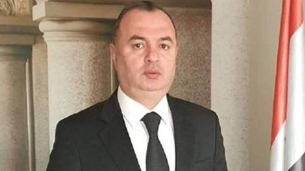 النائب العراقي شيروان اغا الدوبرداني