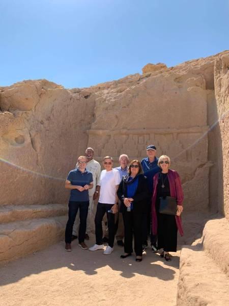 «نيوم» تستقبل وفد القيادات المسيحية الإنجيلية خلال زيارتهم إلى المملكة