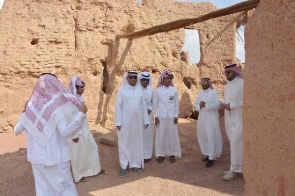 منازل حاتم الطائي مملوكة بصكوك رسمية لمواطنين من هم أخبار السعودية صحيفة عكاظ