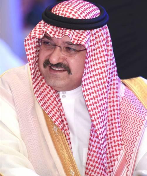 الأمير مشعل بن ماجد محافظ جدة