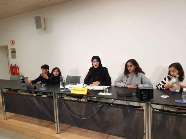 حرم طلال آل ثاني: نظام قطر انتهك حقوق زوجي وأطفالي.. والأمم المتحدة «لا مجيب»