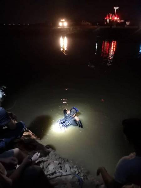 «مدني القنفذة» ينتشل جثة غريق