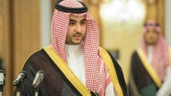 خالد بن سلمان: إدارة ترمب واجهت العدوان الإيراني بشكل غير مسبوق