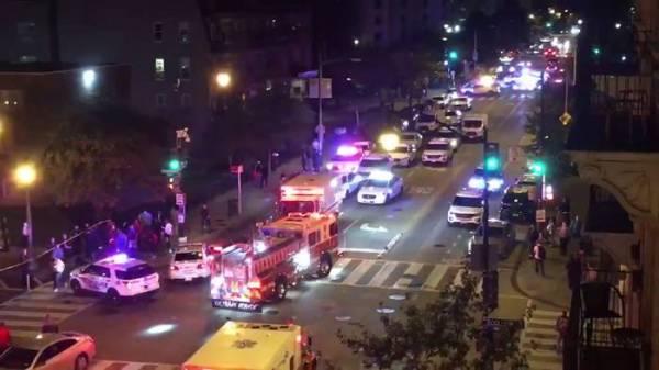 أمريكا: مقتل وإصابة 5 آخرين إثر إطلاق نار في واشنطن