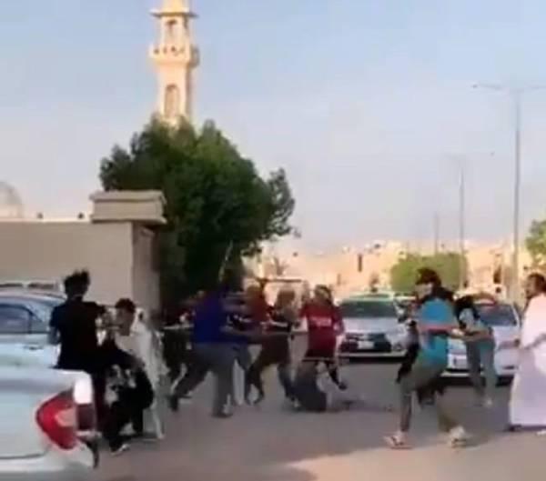 القبض على 12 سورياً إثر مشاجرة جماعية في حي النسيم بالرياض