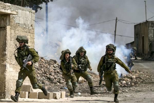 الاحتلال الإسرائيلي يقمع مسيرة كفر قدوم الأسبوعية