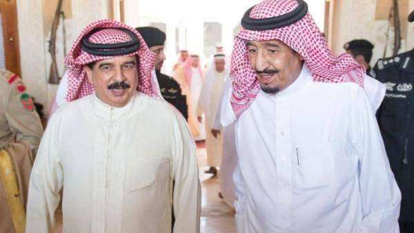 ملك البحرين: لقائي بخادم الحرمين استمرار للتنسيق والتشاور المتواصل