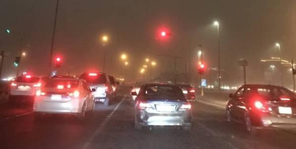 غبار على جدة.. وأمطار في مكة والطائف