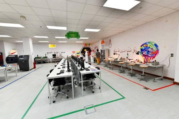 افتتاح منظومة معامل التصميم والتصنيع بـ «أم القرى»