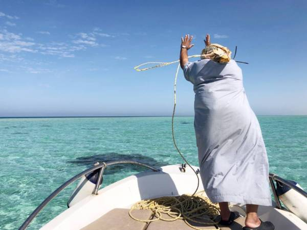 مالديف الشرق - أملج.