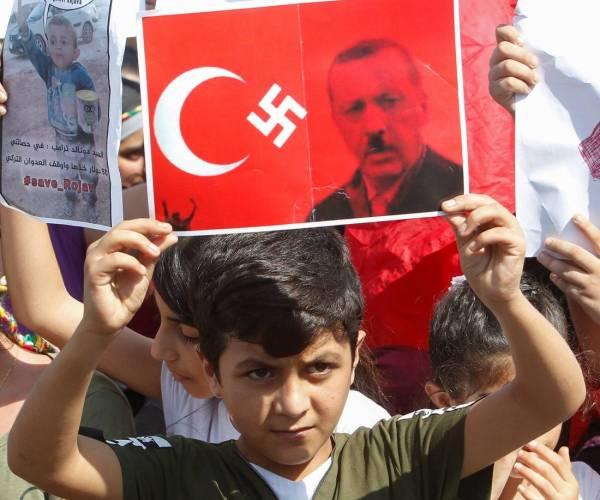 أردوغان.. «النازي الجديد»