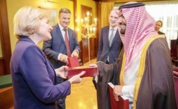 جانب من لقاءات وزير الثقافة بعدد من المسؤولين الروس.