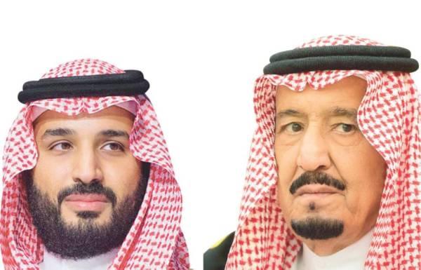خادم الحرمين وولي العهد يعزيان أسرة الزامل في عبدالعزيز