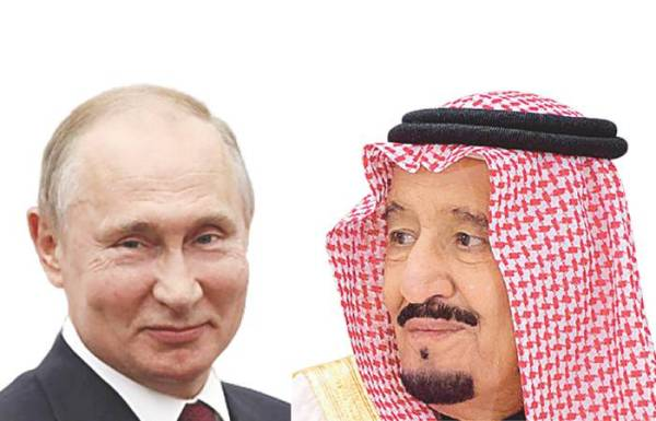 قمة سعودية - روسية تاريخية في الرياض