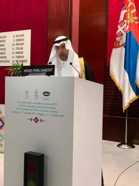 السلمي: استهداف منشآت النفط السعودية تصعيد خطير يتطلب موقفاً دولياً حازماً