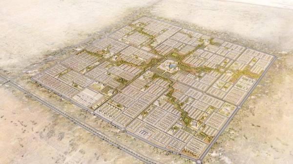 منطقة جازان استحوذت على النصيب الأعلى من الأراضي.
