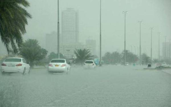 أمطار رعدية ورياح نشطة على «الغربية» و«الجنوبية»