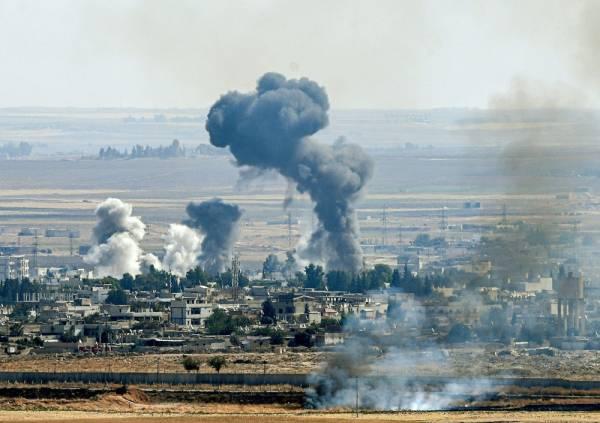 معارك عنيفة في اليوم السابع من الهجوم التركي على القوات الكردية بسورية