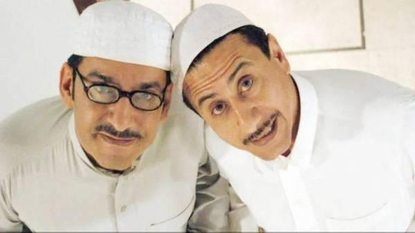 عبدالله السدحان وناصر القصبي.