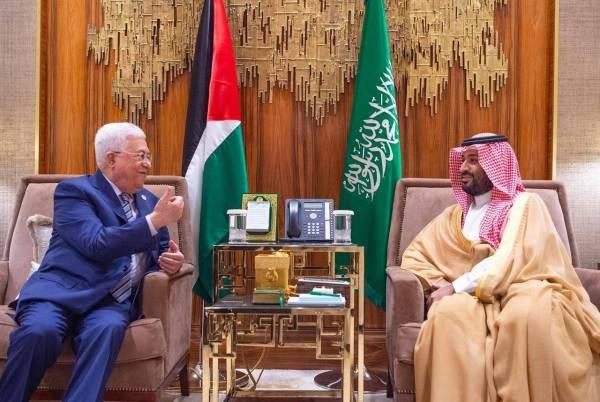 إنشاء لجنة اقتصادية مشتركة ومجلس أعمال سعودي فلسطيني