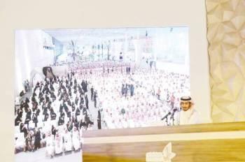 حضور جماهيري كثيف لأمسيات موسم الرياض.