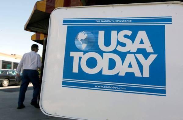 USA TODAY تختار التحول الرقمي.. عوضا عن «الطباعة»!