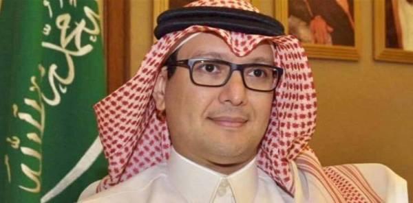 السفير وليد بخاري