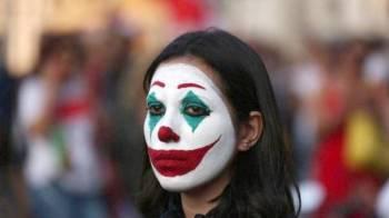 الجوكر اللبناني.