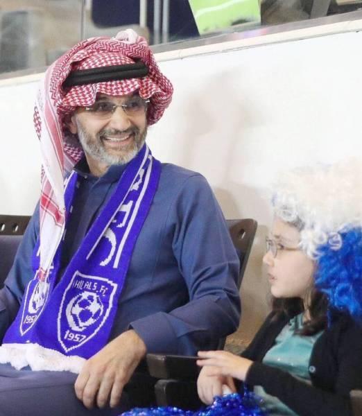 الوليد بن طلال يدعم الهلال من «المحيط» - أخبار السعودية | صحيفة عكاظ