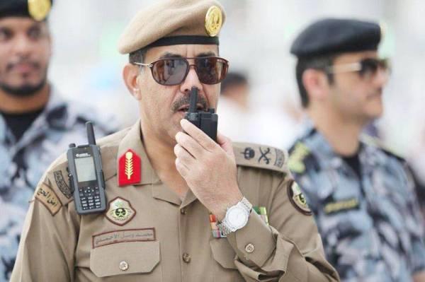 اللواء محمد الأحمدي