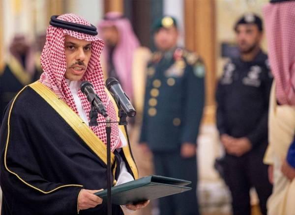فيصل بن فرحان: تعزيز العمل الدبلوماسي لتحقيق تطلعات 2030