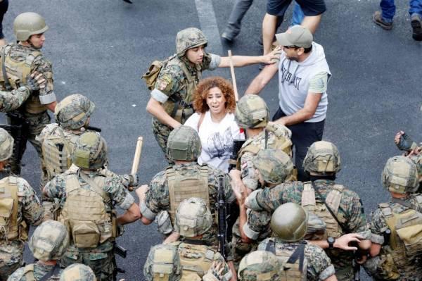 لبنان: معركة «كسر عظم»