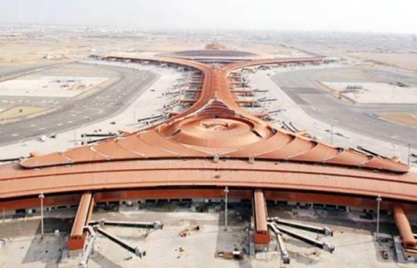 خطة انتقال الرحلات إلى الصالة رقم (1) جُهزت بالتعاون مع شركات الطيران.