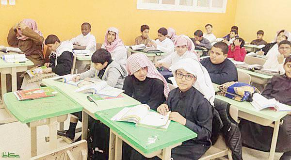 تطبيق «التعليم الشامل» على طلاب التربية الخاصة يلبي احتياجات جميع المتعلمين.