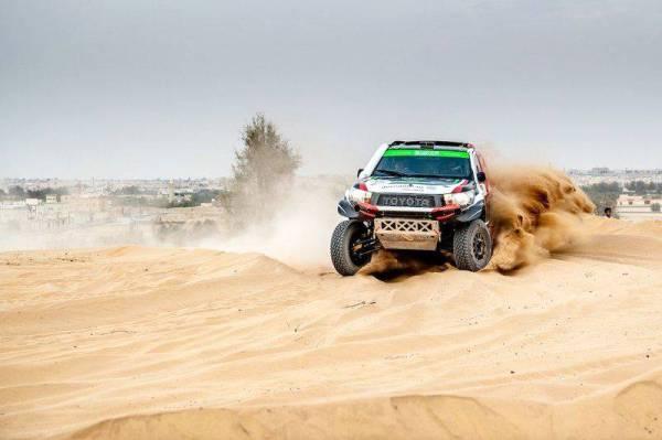 الرالي ينفذ بتنظيم من الاتحاد السعودي للسيارات والدرّاجات النارية، وبدعم من الهيئة العامة للرياضة.
