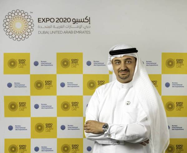نجيب محمد العلي المدير التنفيذي لمكتب إكسبو 2020 دبي