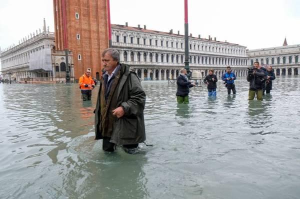 إعلان «الطوارئ» في مدينة البندقية الإيطالية