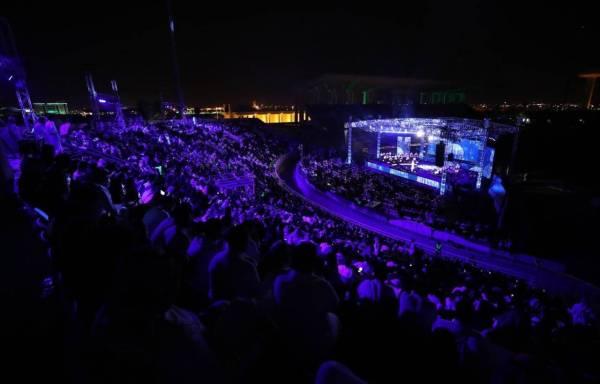 الرياض تترقب «ليالي الأساطير» لتكريم نجوم الفن