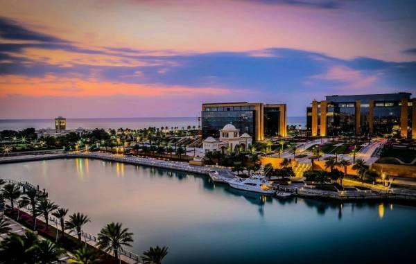 «عالم اللحظات».. تجربة استثنائية للترفيه في شتاء مدينة الملك عبدالله الاقتصادية
