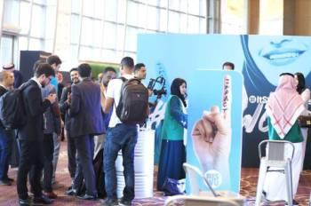 المنتدى شهد إقبالا من عدة دول.