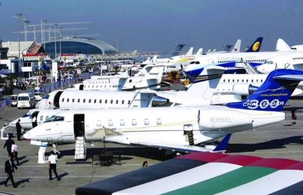 محمد بن راشد: 1300 شركة من 160 دولة في معرض دبي للطيران.. غداً