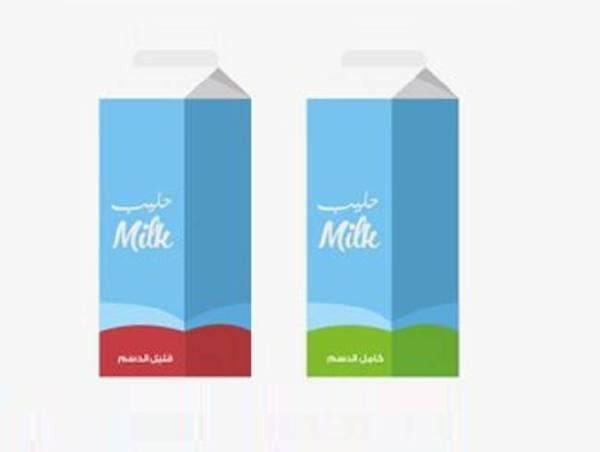 ما الفرق بين الحليب «كامل وقليل الدسم»؟