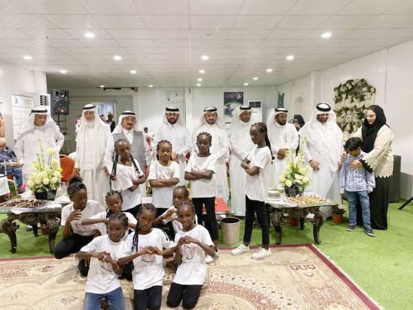 المشاركون في المبادرة.