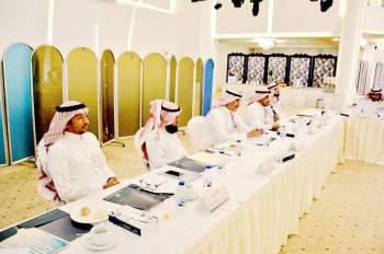 اجتماع المجلس التعليمي بالرياض.