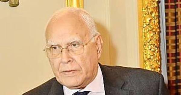 السفير منير زهران