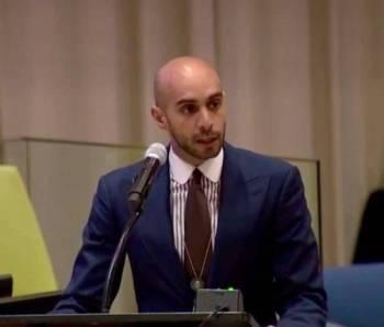 السكرتير ثالث محمد بن عصام خشعان