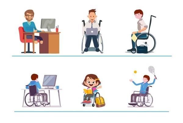 الخدمات لذوي الإعاقة